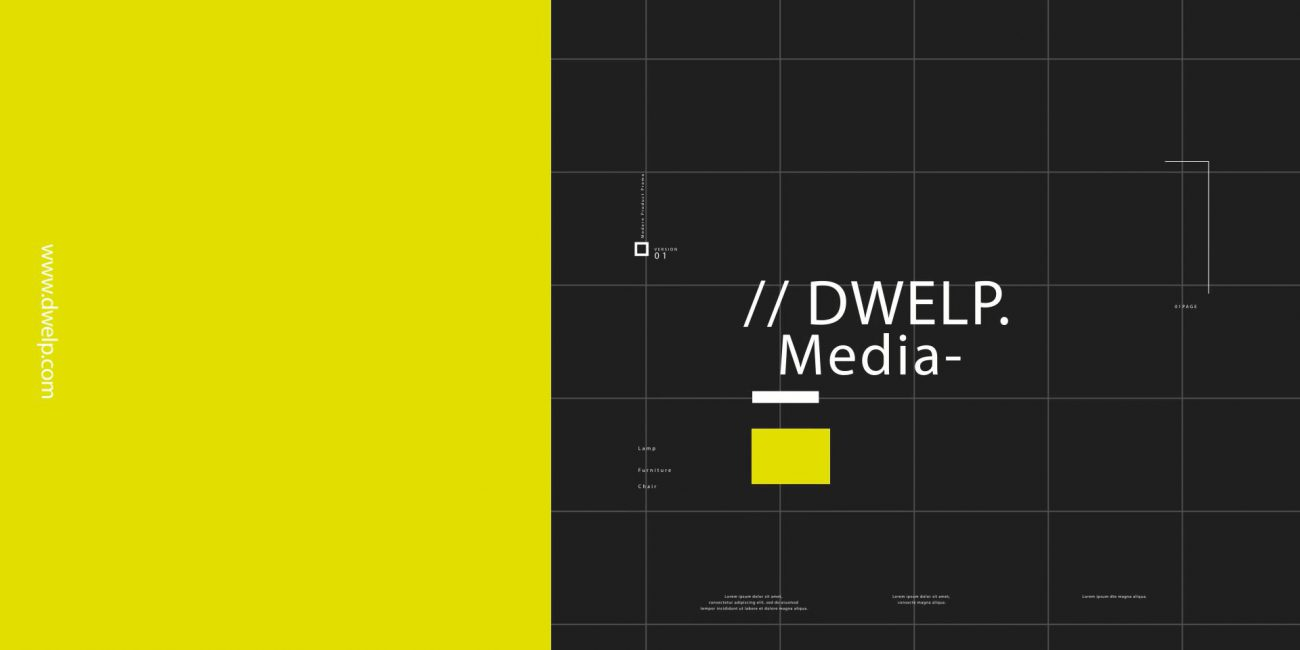 advertising template - dwelp media